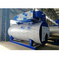 Best Capacity 1 - 3 Ton Gas Steam Boiler Industrial Condensing For Plywood Factory wholesale