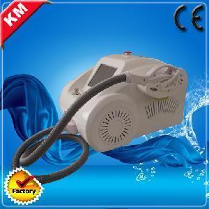 Best Elight Epilator Acne Treatment Beauty Instrument (KM-E-100C) wholesale