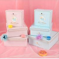 Best Cartoon Unicorn  Baby Gift Box  Set with Hand Gift Box wholesale
