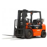 Best 1.8 T JAC Brand LPG Forklift / Used Forklift Trucks With 3000 Mast Lifting Height wholesale