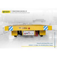 Best 20 ton rail electric transfer flat carts for material handling wholesale