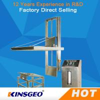 Best AC380V±10% 50Hz Electric Durable Package Testing Equipment , Incline Impact Strength Tester wholesale