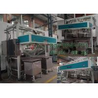 China Industrial Paper Pulp Tray Machine , Egg Tray Manufacturing Machine 2000Pcs/H on sale