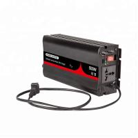 Best 500 Watt Rechargeable Car Power Inverter Charger 12V 24V 48V DC For Home wholesale