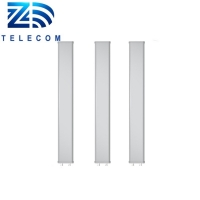 China 1710-2170 MHz 8dbi Base Station Repeater Sector uhf transmite Directional Panel Antenna for 3g wireless network on sale