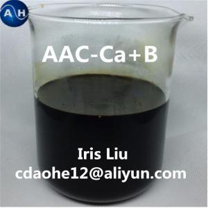 China Organic Amino Acid Chelate Calcium Boron Foliar Liquid Fertilizer  (CaB) on sale