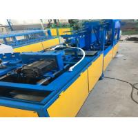 Best Stainless Steel Wire Automatic Fencing Machine , Diamond Mesh Wire Making Machine wholesale