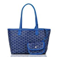 China hot sell fashion Goyard  handbag blue  color  good quality  Fashion women handbag  shipping bag low price on sale