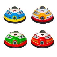 China Electric Amusement Park Bumper Cars 360 Degrees With Remote Control on sale