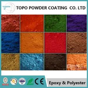 Best 82% Gloss Heat Resistant Powder Coat, RAL1015 Light Ivory Electrostatic Powder Painting wholesale