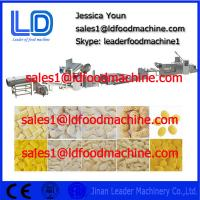Best Three Phase 3d Snack Pellet Machinery , cereals Extruded Snacks Machine wholesale