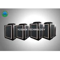 Best 32 KW Capacity High Temperature Air Source Heat Pumps For Bathing Places wholesale