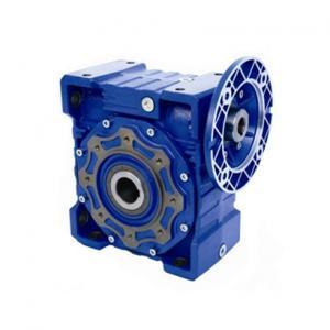 China High Torque Miniature Motovario Gearbox NMRV050 Worm Geared Motors on sale
