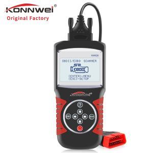 China Portable Konnwei Car Diagnostic Scanner For 12V Petrol And Diesel Cars After 1996 on sale