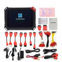 Best 100% Original XTOOL EZ500 HD Heavy Duty Full System Diagnosis with Special Function (Same Function as XTOOL PS80HD) wholesale