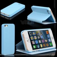 Best Left and Right Leather Case with Suport for iPhone 5-- P-Iph5case001 wholesale