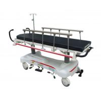 Best Electric Emergency Stretcher Trolley Full Length 2120mm Easy Operation Adjustable wholesale