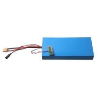 Best 18650 36V 15Ah Rechargeable Lithium Battery Pack Within 1C Rate wholesale