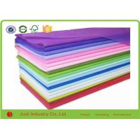 Best Solid Color Christmas Gift Wrapping Paper , Colorful Flower Wrapping Paper wholesale
