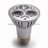 China Super Bright JDR/E27 LED Bulb with 120 or 240V AC Voltage on sale