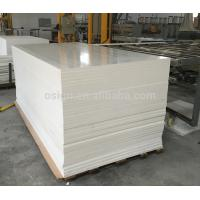 China Rigid PVC Foam Board Eco - Friendly Resistant To Most Alkalis And Weak Acids on sale