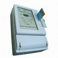 Best Three-phase Four-wire Watt-hour Meter with Prepaid Card wholesale