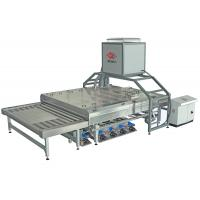 Shower Room Glass Washing and Drying Machine Flat Glass Panel Glass Cleaning Equipment