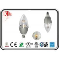 Best Custom High Power  Dimmable Candle LED Light Bulbs Energy Saving wholesale