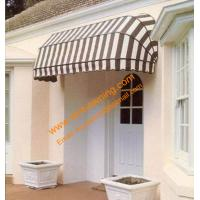 Customized Sizes New Design Aluminum Frame French Awnings Dutch Canopy