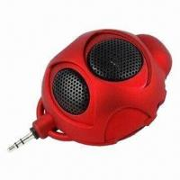 Best Portable Speaker, Available in Various Colors, USB and Audio Cable, Easy to Operate wholesale
