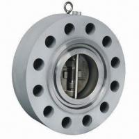 Best Lug Wafer Dual Plate Swing Check Valve with Inner Spring Type wholesale