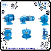 China Cycloidal Pin Wheel Speed Parallel Shaft Gear Reducer 150 - 20000N on sale