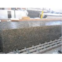China Granite Countertop Baltic Brown Slab (LY-051) on sale