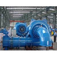 Buy cheap Small hydro Turbine and Water Turbine Electrical Generator For Hydro Power Plant Project product