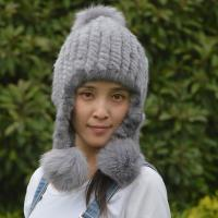 Best Promotional cheap wholesale comfortable winter knitted hat with ball wholesale