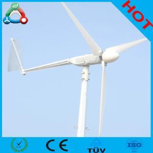 Best 3000W Wind Power Turbine Generator Free Maintenance wholesale