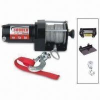 Best 2.9kW Auto Winch with 12V DC Voltage and 3.9hp Permanent Magnetic Motor wholesale