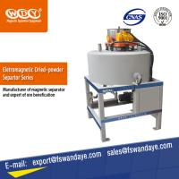 Buy cheap Dry Powder Magnetic Iron Separator 15A220 High Speed Separator Equipment product