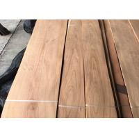 Cheap Eco Friendly Durable Cherry Crwon Cut Veneer Sheet With 0.5mm Thickness for sale