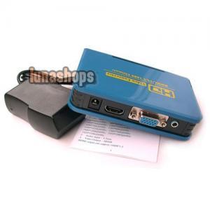 Best PC DVD HDTV HDMI to VGA Video Audio Converter Box wholesale