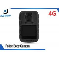 Buy cheap 3G / 4G LTE 32GB Law Enforcement Police Body Worn Video Camera High Resolution product