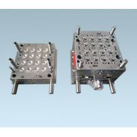 China Mold Steel Auto Deflashing Injection Mold , Plastic Injection Mould MEPER on sale