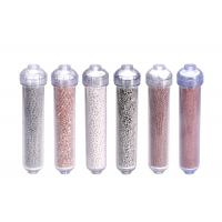 China Ceramic Water Filters Alkaline , Maifan Stone With Mineral Balls on sale