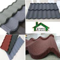 China Waterproof Colour Coated Metal Roofing Sheets , Galvalume Steel Sheet SONCAP on sale