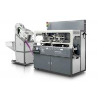Buy cheap Gray Fully Automatic Screen Printing Machine Chain - Type 0.6Mpa Compressed Air product
