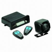 Best One-way LED Car Alarm System with Override Function wholesale