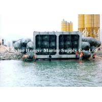 Best High Buoyancy Force Inflatable Marine Airbags , Load - Bearing Boat Lift Air Bags wholesale