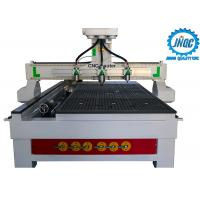 Best Horizontal ​3 Heads CNC Woodworking Router Machine For 3D Wood Carving wholesale