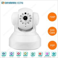 Best Plug and Play 720p two way audio night vision p2p ip camera wireless wholesale