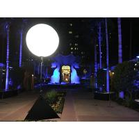Best Crystal Moon Balloon Light LED 400 600 800w 120V/230V DMX512 Branding Options 1.3m/1.6m/2m wholesale
